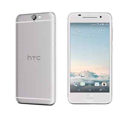 HTC One A9 - 32GB - White (Sprint) Smartphone 9/10 Light Burn image