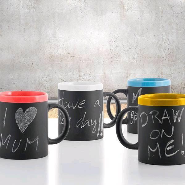 Gadget and Gifts Chalkboard Mug £4.99
