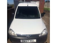 Vauxhall combo 1.3 cdti excellent cond