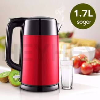 1.8 Litre 18/10 Food Grade Stainless Steel Electric Kettle