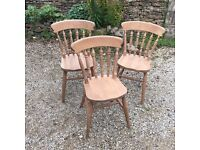 Farmhouse spindleback Chairs