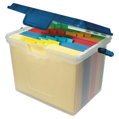 Office Depot Portable File Box 10 1116 X 14 1116 X 10 38