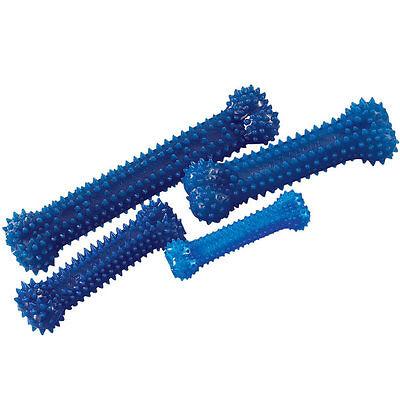 Blue Flexible Dog Dental Chew Bones Toys Dogs Oral Health Treat - Bulk (Dog Flexible Chews)