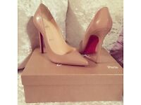 Nude Pigalle Christian Louboutin