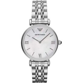 New Emporio Armani AR1682 womens ladies watch RRP £239.99- Not michael kors, gucci, hugo boss