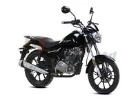 *Brand New* 66 plate Lexmoto Oregon Learner 125. Warranty, Free Delivery, Part-ex 20-01