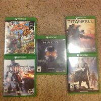 Xbox One Games For Sale. ($20 Per Game)