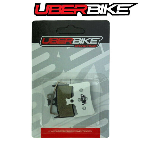 Uberbike Hope M4 Finned Replacement Sintered Inserts