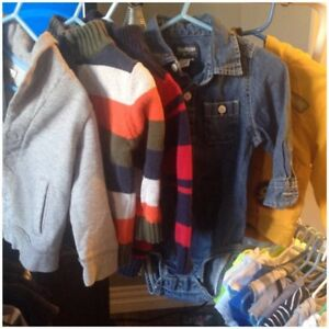 18-24 month boys clothing