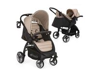 Pushchair Hauck lift up 4 £90 for quick sale