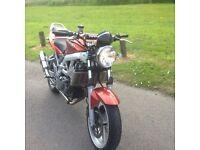 2004 sv650 like bandit hornet