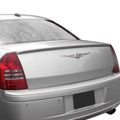 05-07 Chrysler 300//C Sedan Rear Trunk Deck Lip Spoiler Painted PWG COOL VANILLA