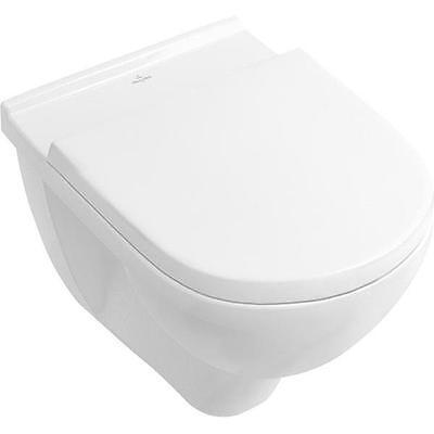 Villeroy & Boch O.NOVO Wand-WC tief, 360 x 560 mm weiß