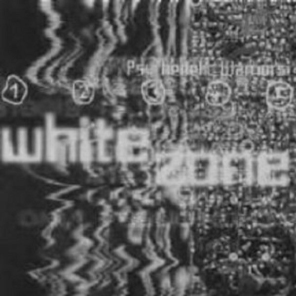 PSYCHEDELIC WARRIORS - WHITE ZONE (REMASTERED)  CD NEU