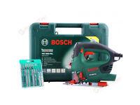 Brand new jigsaw Bosch + extra 10 blades