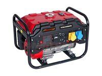 Brand New 2.2KW 4 Stroke petrol generator