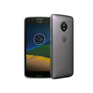 Moto G5 16GB smartphone factory unlocked works perfectly in good