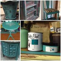 DIY Plaster Paint Furniture Painting Class Sunday Sept 13th 12-3