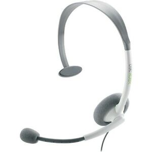 Wanted: Xbox 360 Mic Headset