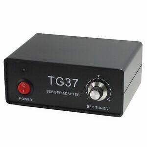 TG37-SSB-BFO-ADAPTER-FOR-S450DLX-REDSUN-RP2100-CC-SW-KA2100-RADIO-RECEIVER