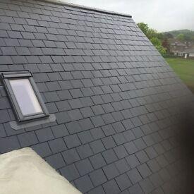 Roofing work & repairs