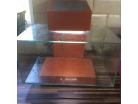 Fluval edge 23 litre fish tank