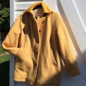Vintage Wool Coat, Hudson Bay - New Condition (XL) London Ontario image 1