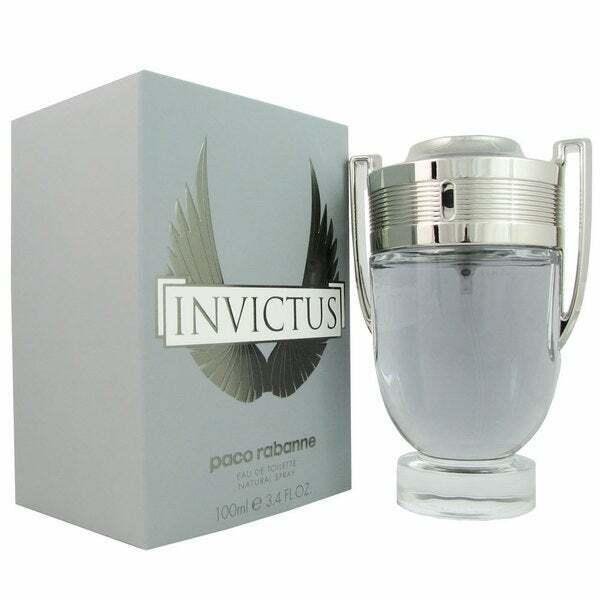 Invictus by Paco Rabanne for Men 3.4 oz Eau de Toilette Frag