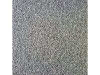 Smoke Grey Carpet Tiles