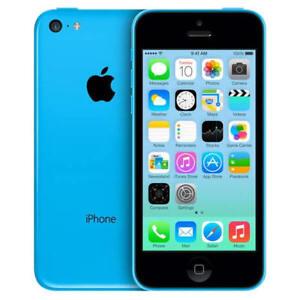 Blue IPhone 5c  32 GB  ( Rogers )