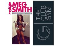 MEG SMITH FITNESS AND PERSONAL TRAINING