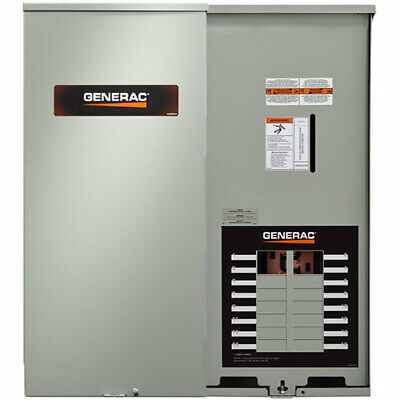 Generac 100-amp Outdoor Automatic Transfer Switch W 16-circuit Load Center