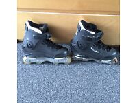 Salamon Skates size UK 4