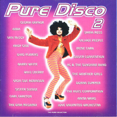 Pure Disco, Vol. 2 by Various Artists (CD, Nov-1997, PolyGram)