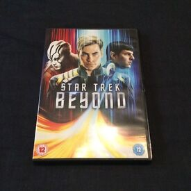 New 2016 Release ( Star Trek Beyond )
