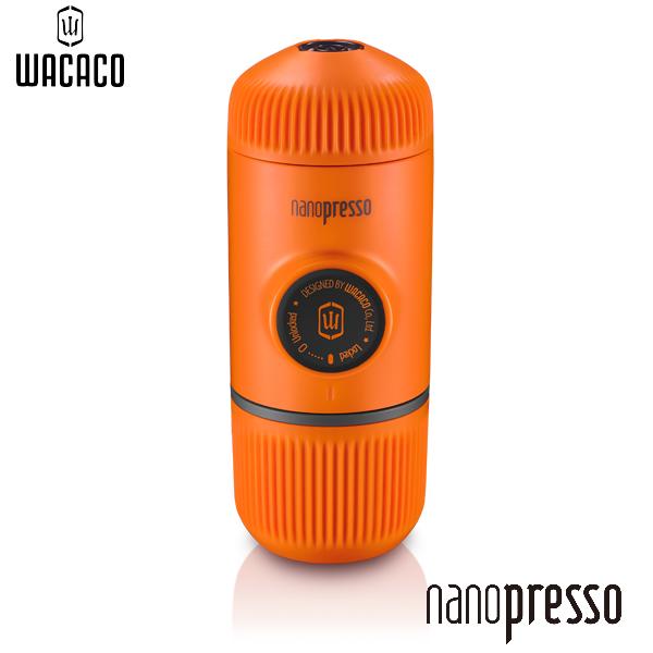 Wacaco NANOPRESSO Color Espresso Coffee Machine Minipresso