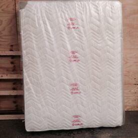 King Size 5ft Sprung Memory Foam Mattress