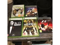 XBOX360 & PS3 games