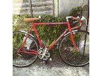 Vintage 70s Peugeot Elipse Road Racing Bike Bicycle