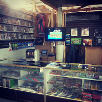 Retro Video Game Store Mississauga Newly Opened