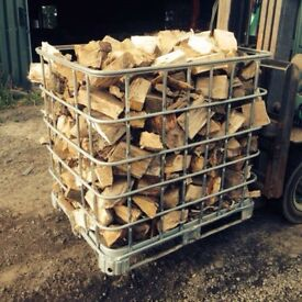 Kiln dried logs