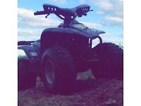 Apache 100cc quad