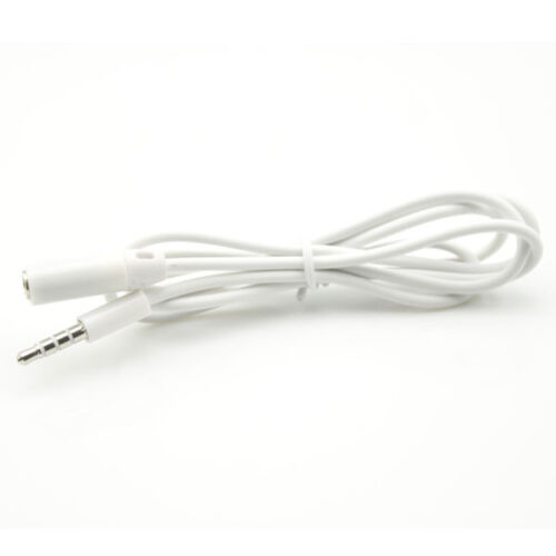 New 1M 3.5mm Stereo Male to Female M/F Audio Headphone Extension Extended Cable