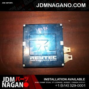 JDM TOMEI S13 BLACK TOP SR20DET TUNED ECU
