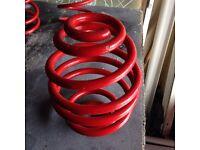 Corsa B 60mm lowering springs