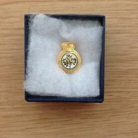HMS Campbeltown Tie Pin