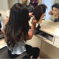 HAIR EXTENSIONS TRAINING START EARNING $1500-$2000 A WEEK TODAY