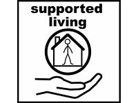 Experienced support worker (NVQ level 3 preferred) required for new 16 plus supported living scheme