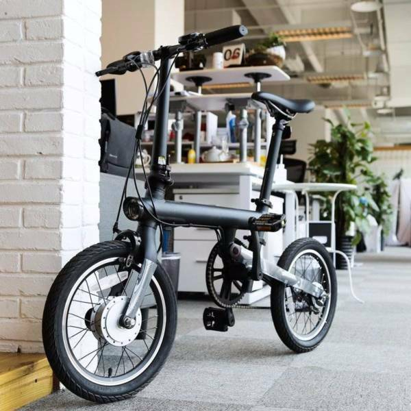 Image result for Electric bicycle xiaomi to work
