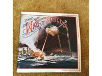 War of the Worlds Double Album Vinyl LP